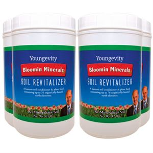 Picture of Bloomin Mineral Soil Revitalizer - 4.5 lbs (4 Pack)